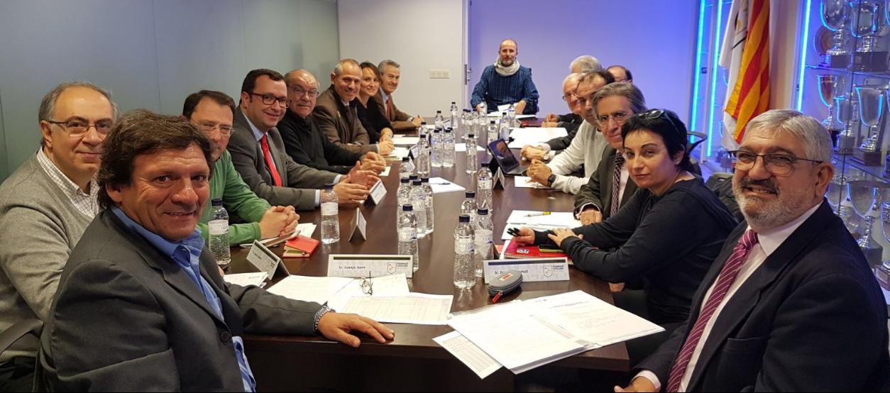 Celebrada la primera reunió de l'any de la Comissió d'Ètica Esportiva i Lluita contra la Violència
