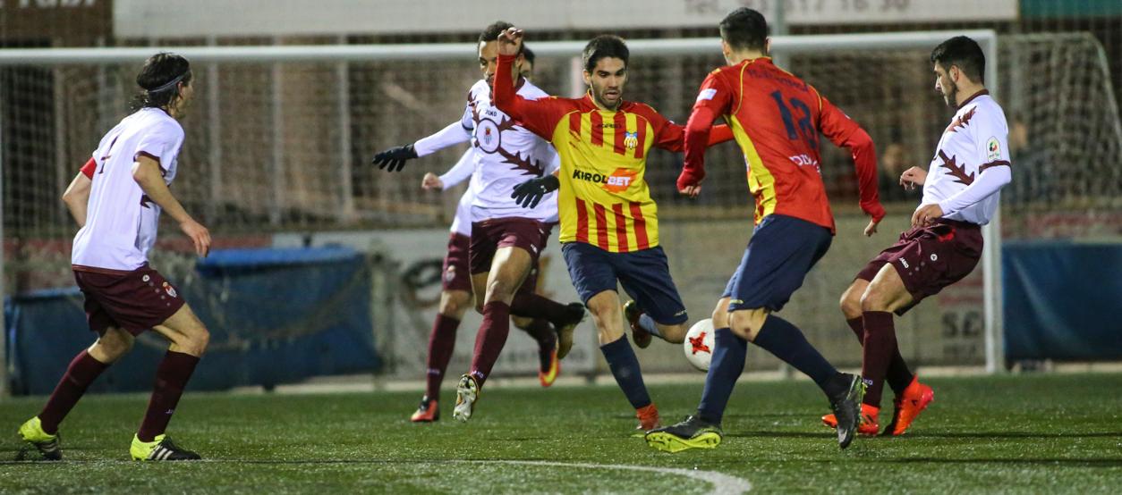 El Logroñés, rival del Vilafranca als quarts de final de la Copa RFEF