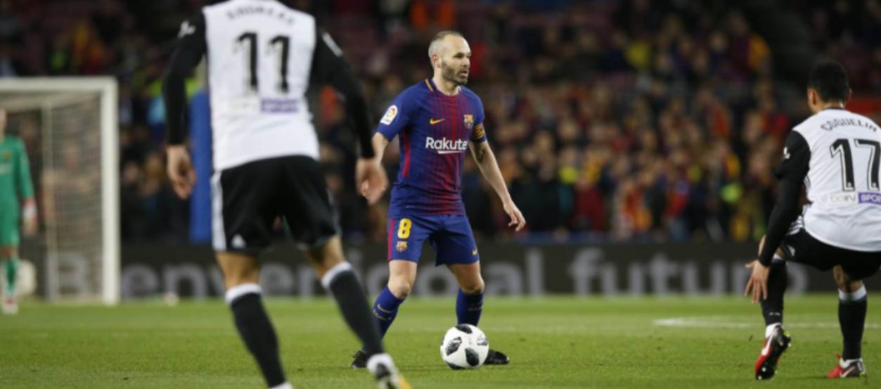 El Barça s'imposa al València en l'anada de les semifinals de la Copa del Rei
