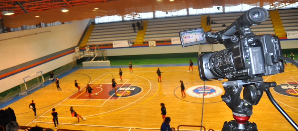 En directe, el Catalunya-La Rioja sub 17 femení de futbol sala