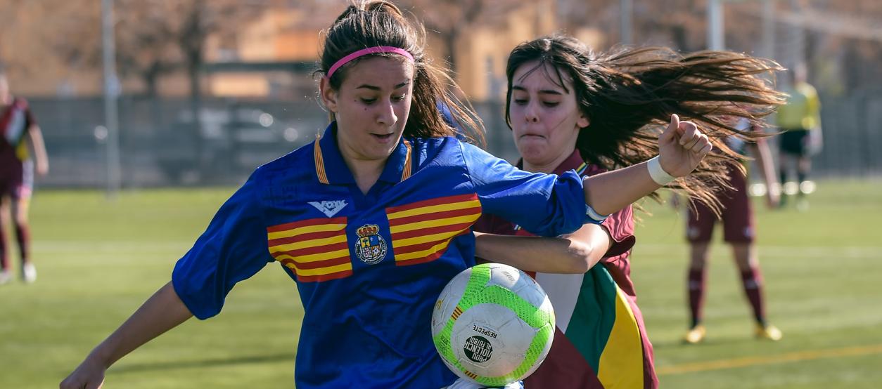 Repartiment de punts entre Aragó i La Rioja