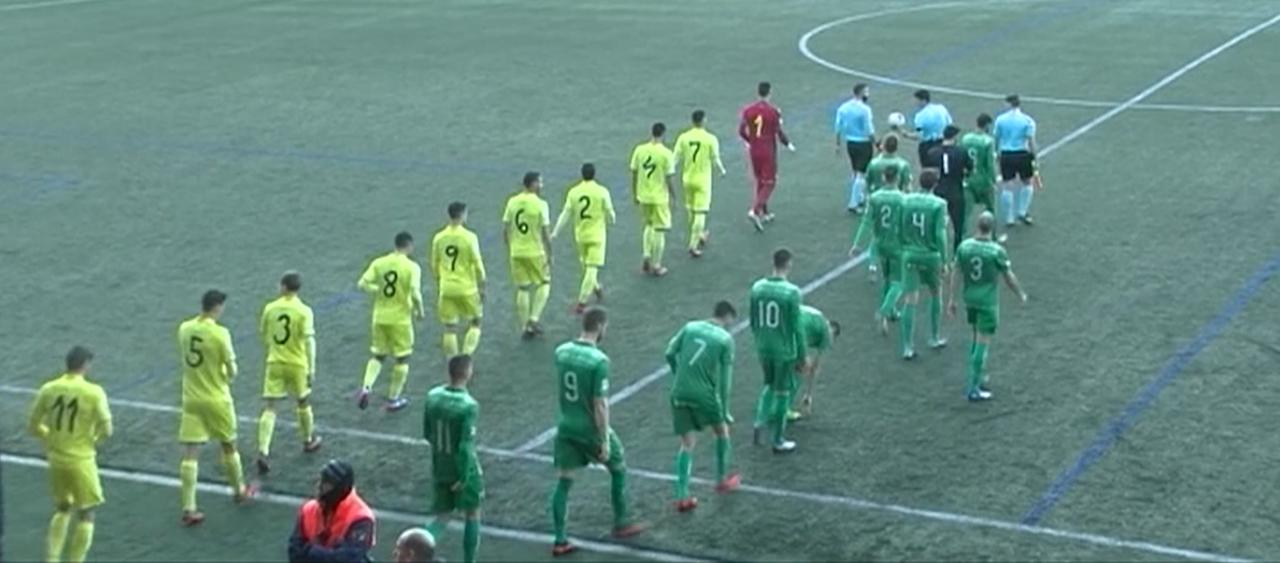 Resum i gols de la jornada 25 de Segona Divisió 'B' (Grup 3)