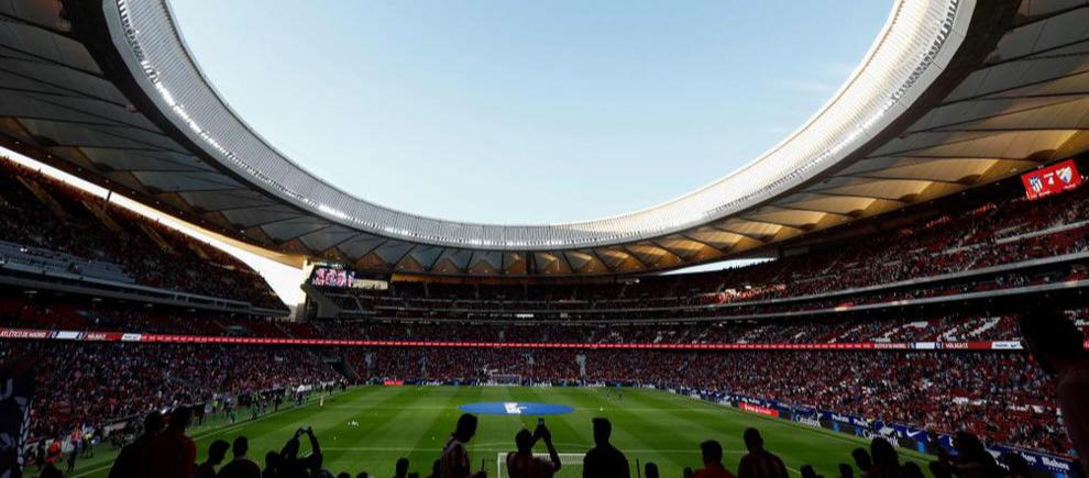 La final de la Copa del Rei es disputarà al Wanda Metropolitano