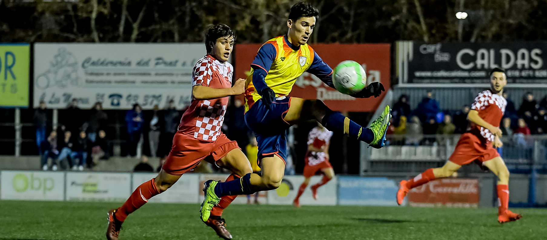 La sub 16 i sub 18 masculines jugaran la segona fase del Campionat d'Espanya a Mallorca