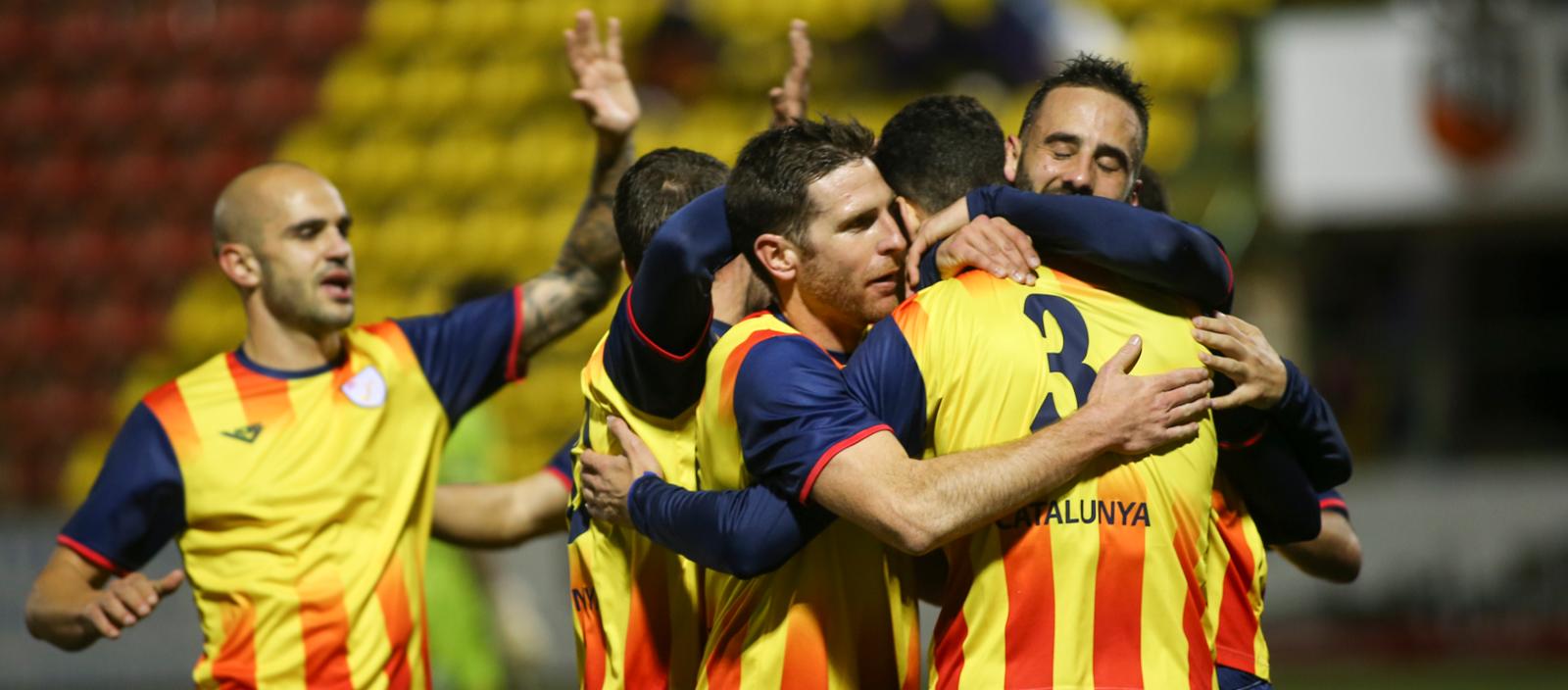 Convocatòria de la Selecció Catalana Amateur per al partit de tornada davant Castellà i Lleó