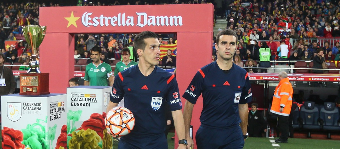 Designats els àrbitres de la III Supercopa de Catalunya