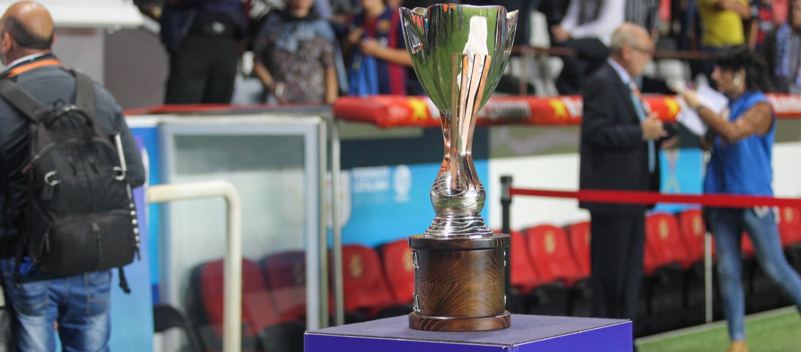 Esgotades les entrades de la Supercopa de Catalunya