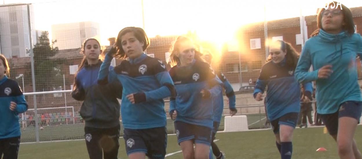 El CE Sabadell, tradició i ambició per créixer en el futbol femení