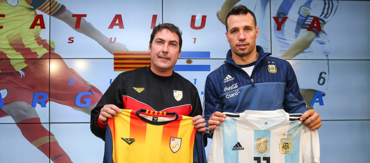 Dos referents del futbol sala analitzen el doble duel preparatori entre Catalunya i Argentina
