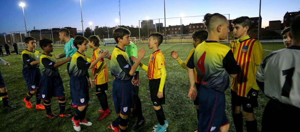 La Selecció sub 12 masculina disputarà la Fase Única a Galícia