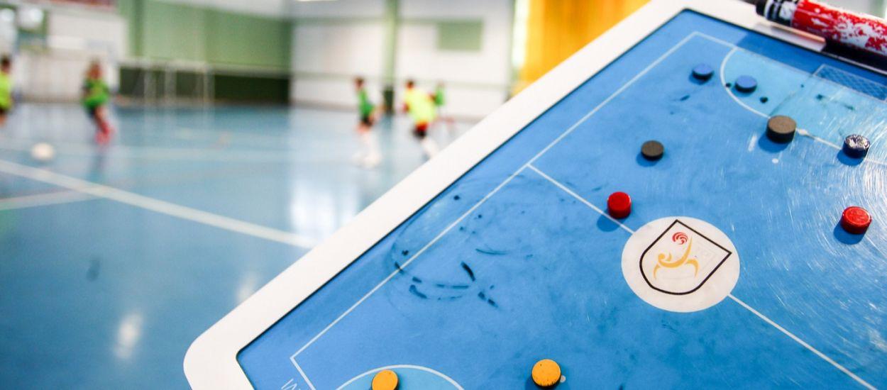Inscripcions obertes per als Cursos d'Entrenador Bàsic, Avançat i Professional de Futbol Sala