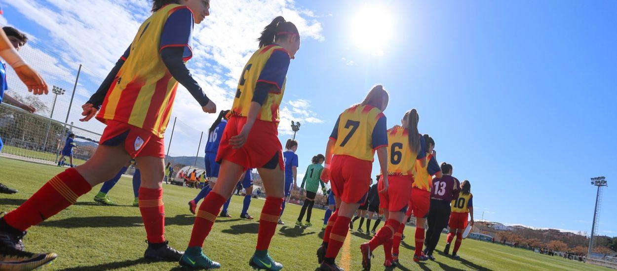 La Selecció sub 18 femenina es mesurarà davant Madrid a la semifinal del Campionat d'Espanya