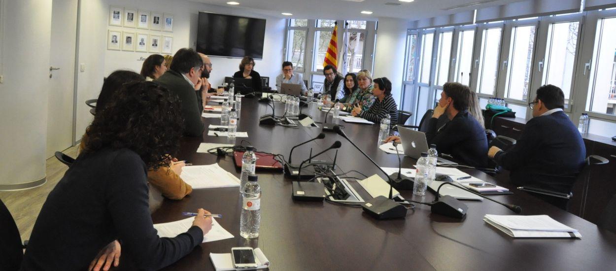 Nova reunió de la Comissió de Futbol Femení