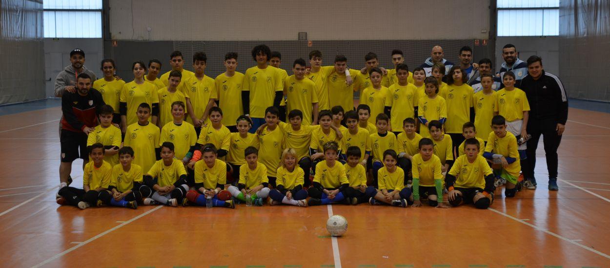 Èxit participatiu en el 1r Desafiament de Porters de Lleida de Futbol Sala