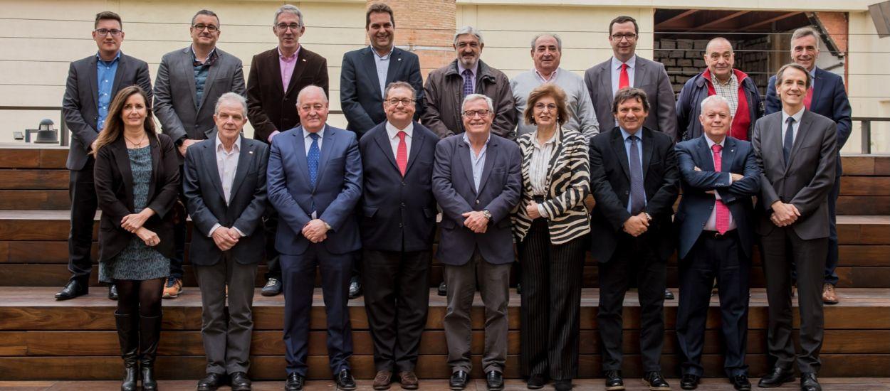 El Jurat dels Premis Solidaris de la Fundació de l'FCF es reuneix per valorar les candidatures
