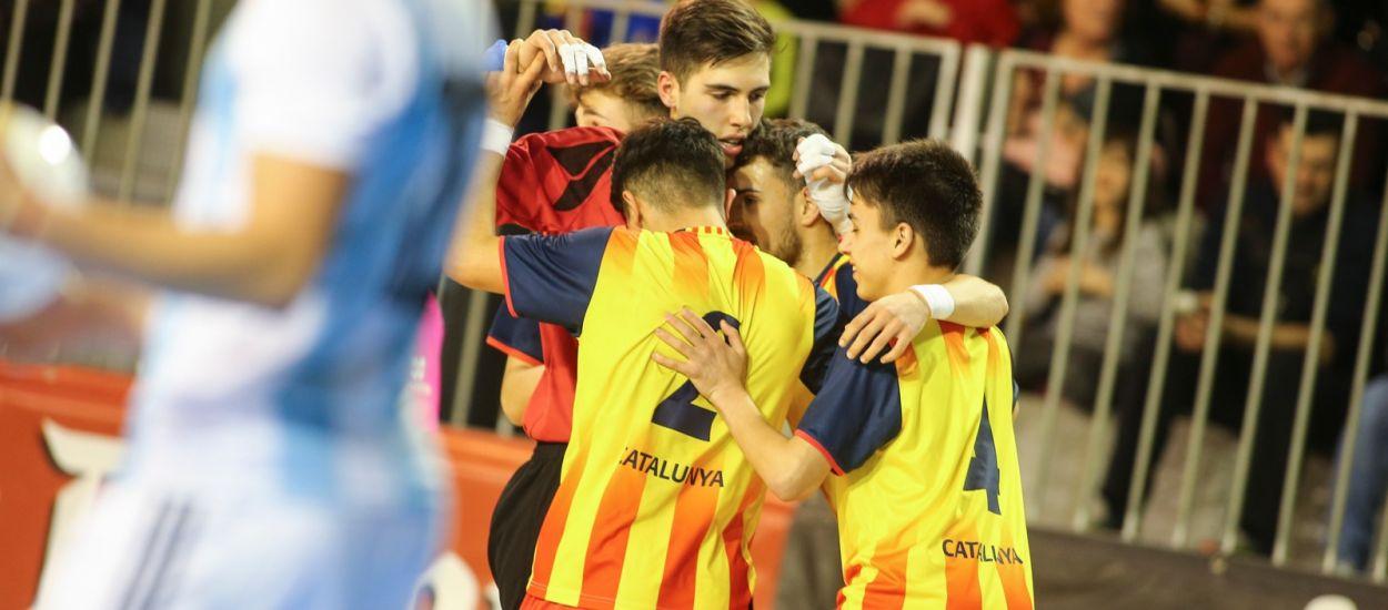 La Selecció Catalana sub 19 de Futbol Sala que disputarà la Fase Final