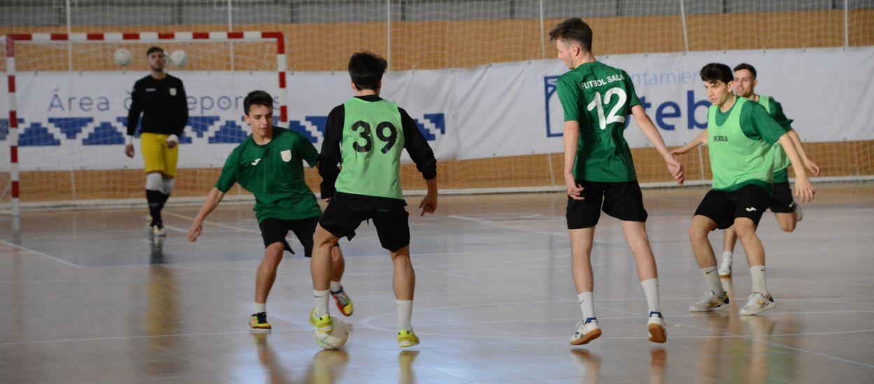 La Selecció Catalana sub 19 masculina de futbol sala prepara els últims detalls a Saragossa