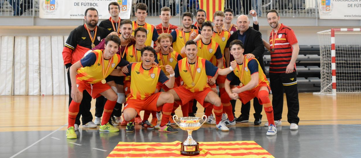 Catalunya fa història proclamant-se campiona d'Espanya per cinquena temporada consecutiva