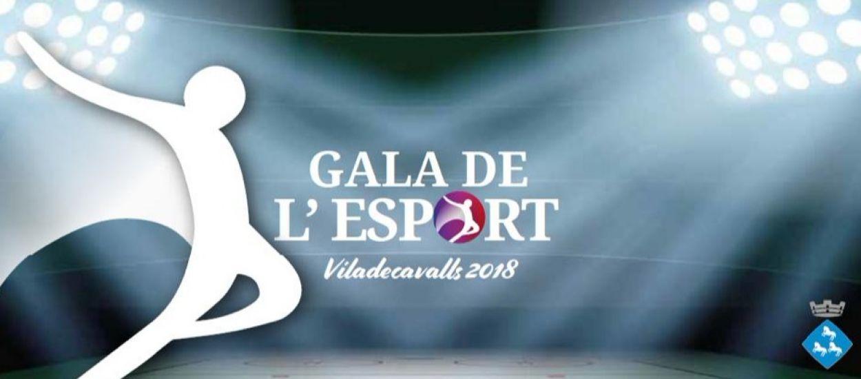 La 2a Gala de l'Esport de Viladecavalls reconeix l'esport local