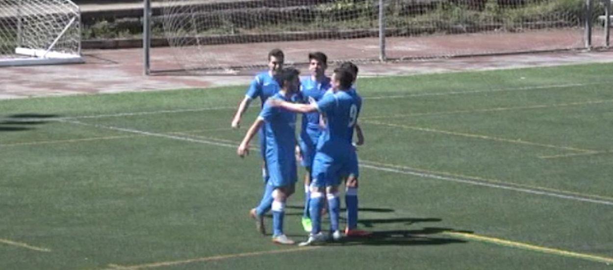 Resum i gols de la jornada 28 de Primera Catalana (Grup 1 i 2)