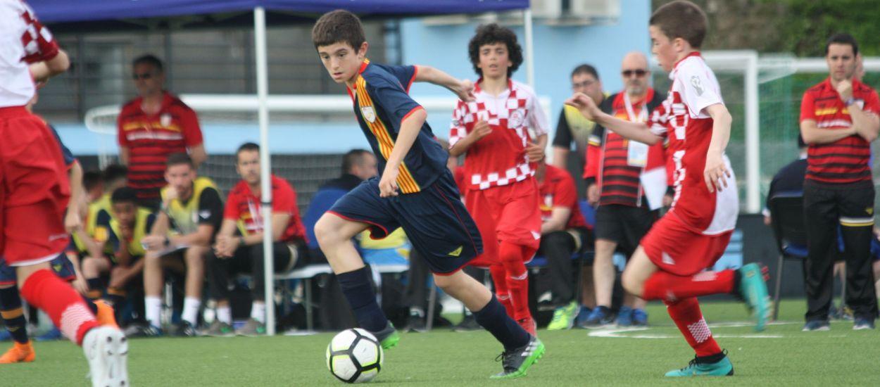 Catalunya guanya Castella i Lleó i tanca la primera jornada amb sis punts