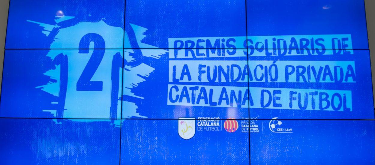 La Fundació de l'FCF celebra els II Premis Solidaris al MACBA