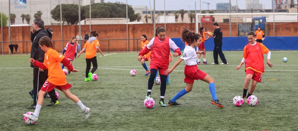 La 6a Jornada de Futbol Femení