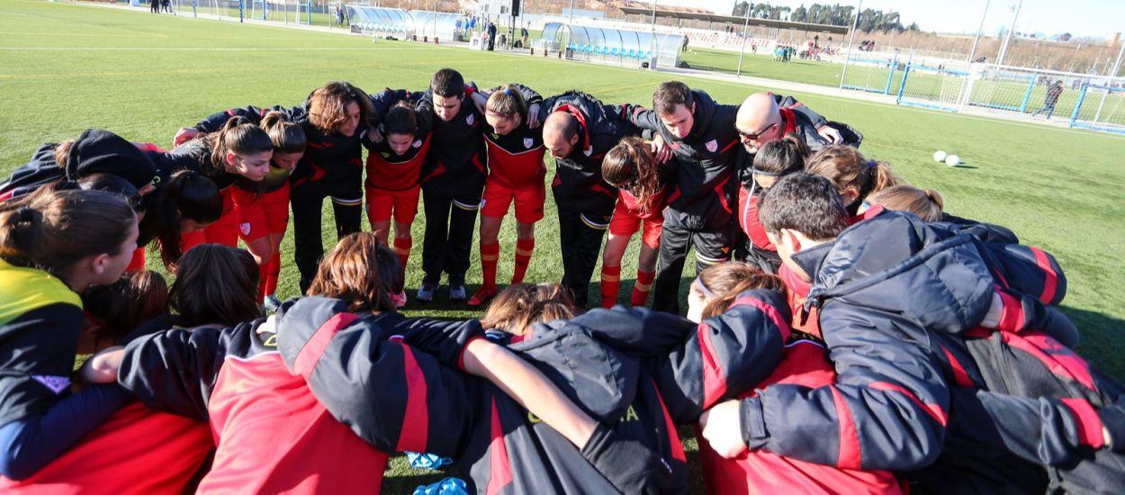 La Selecció Catalana sub 16 femenina jugarà la Fase Final a València