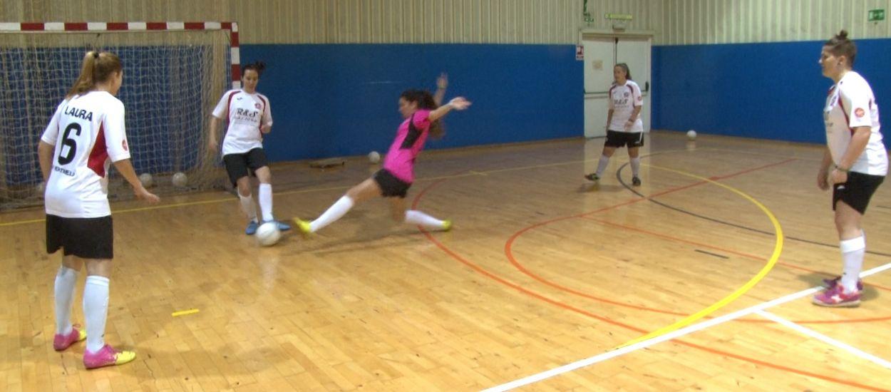 L'AE Montmeló aposta fort per tornar a reactivar el futbol sala femení