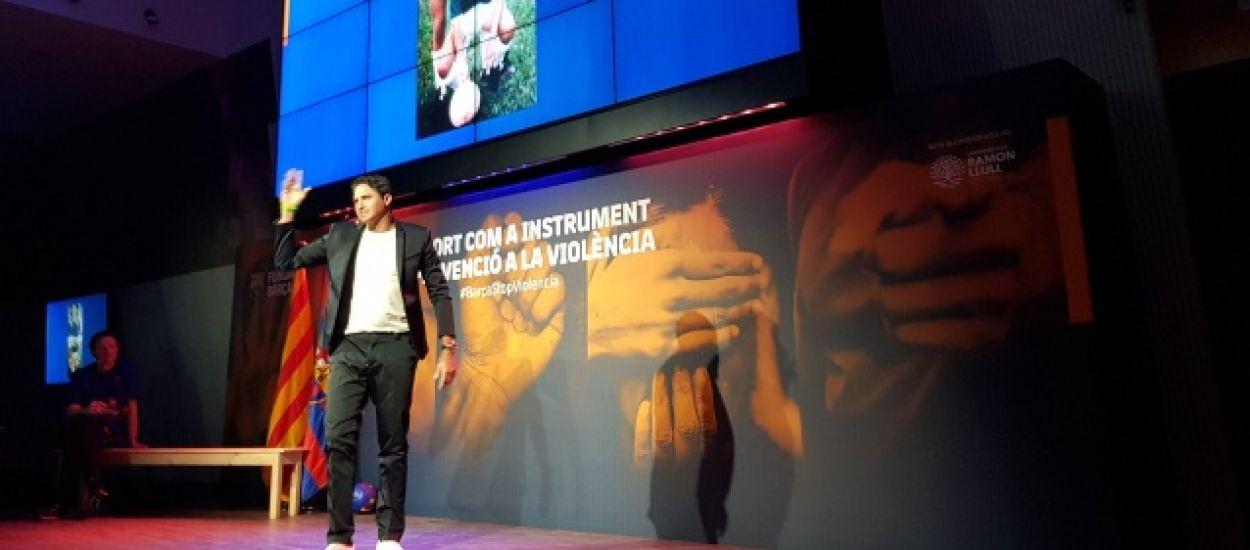 L'FCF, present a la Jornada 'L'Esport com a instrument de prevenció de la violència'