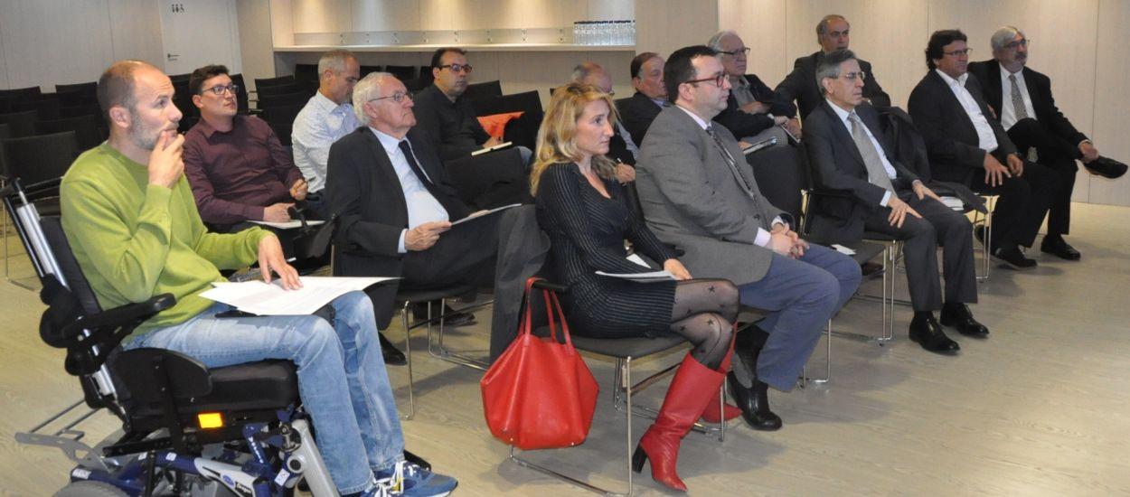 L'FCF acull la presentació de la campanya 'Per la integritat en l'esport' de l'Oficina Antifrau de Catalunya