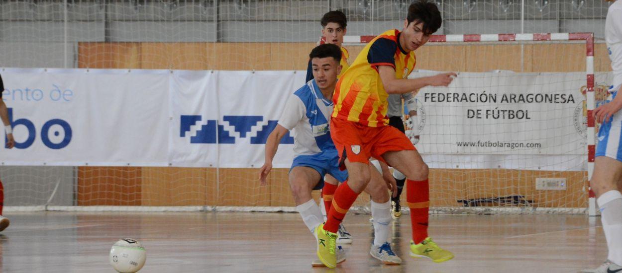 Alejandro Cerón, convocat amb la Selecció Espanyola sub 18 de futbol sala