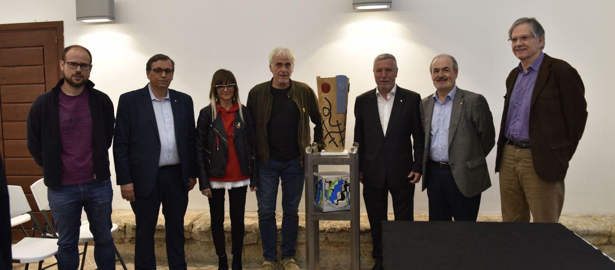 L'FCF assisteix a la presentació de la Copa Ràdio Vilafranca