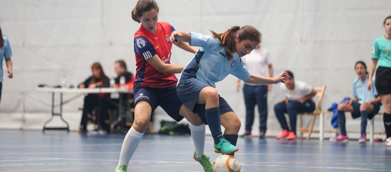 La Fase Final Base Femení de Futbol Sala sumarà la seva 4a edició