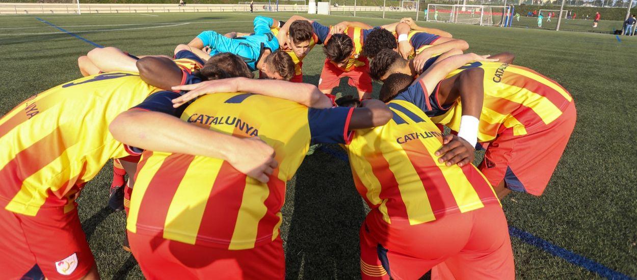 Quatre catalans convocats amb la selecció sub 16 masculina espanyola
