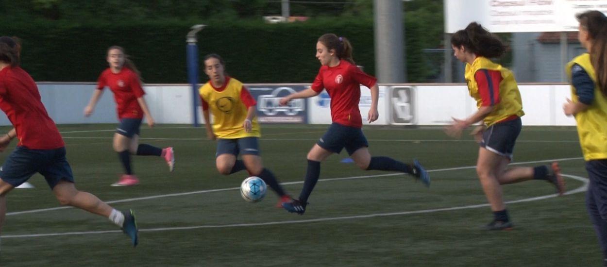La Fundació Esportiva Atlètic Vilafranca, 25 anys impulsant el futbol femení