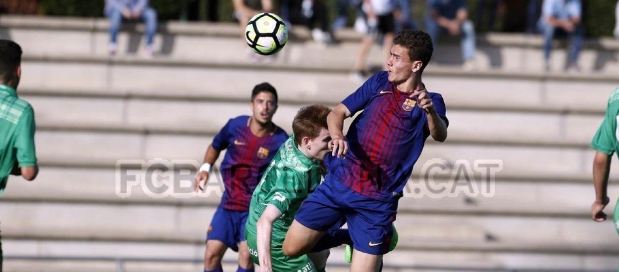 Quarts de final del Campionat de Catalunya Juvenil i Infantil masculí