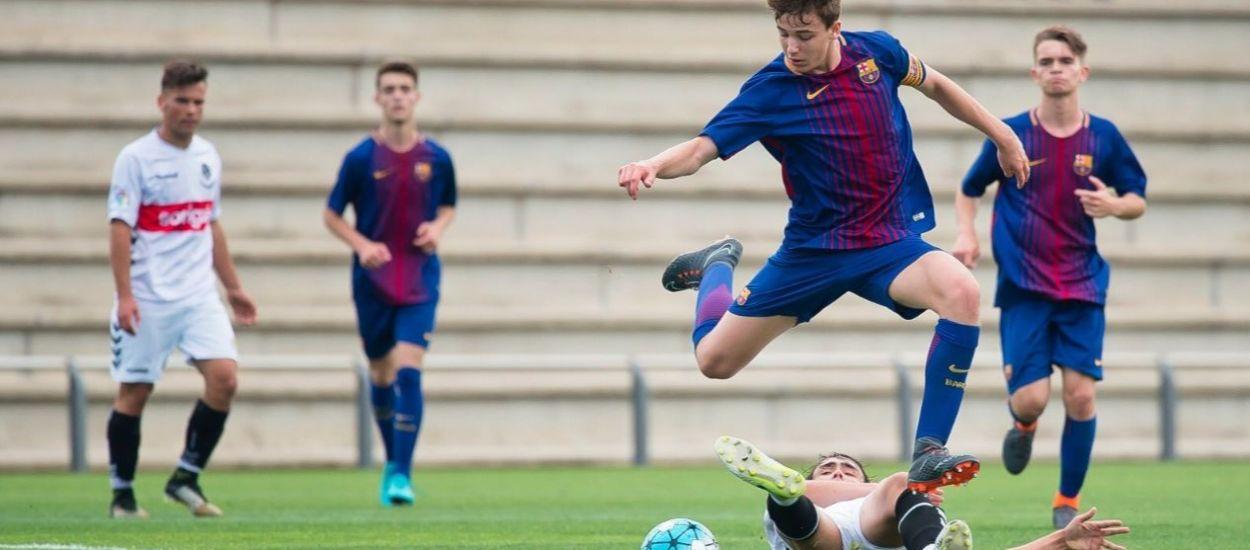 Resultats de les semifinals del Campionat de Catalunya Cadet masculí