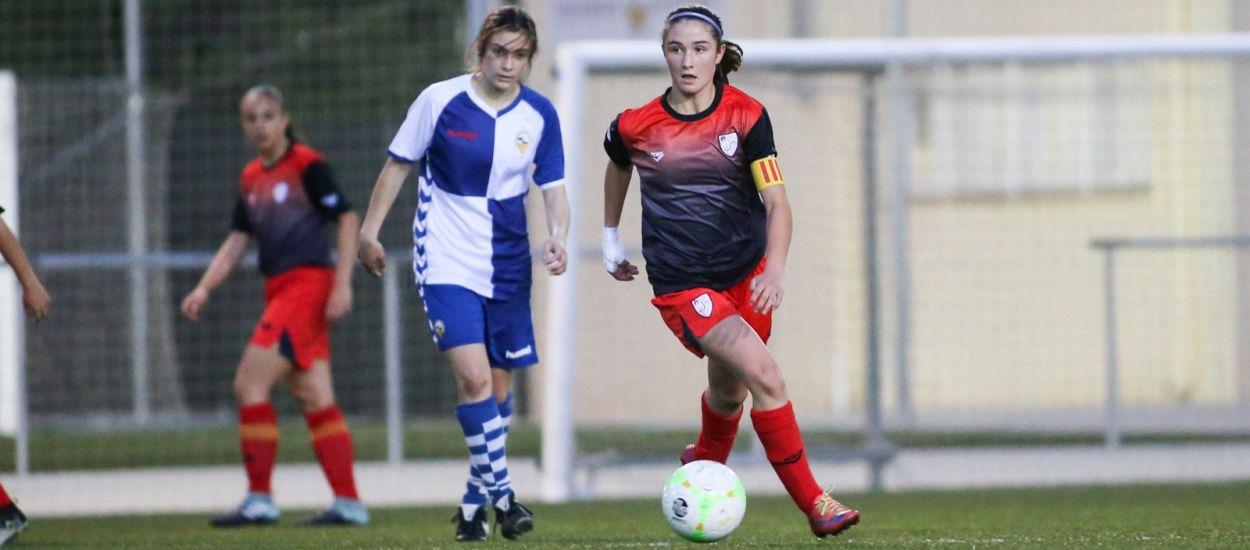 La sub 16 femenina agafa bones sensacions davant el CE Sabadell