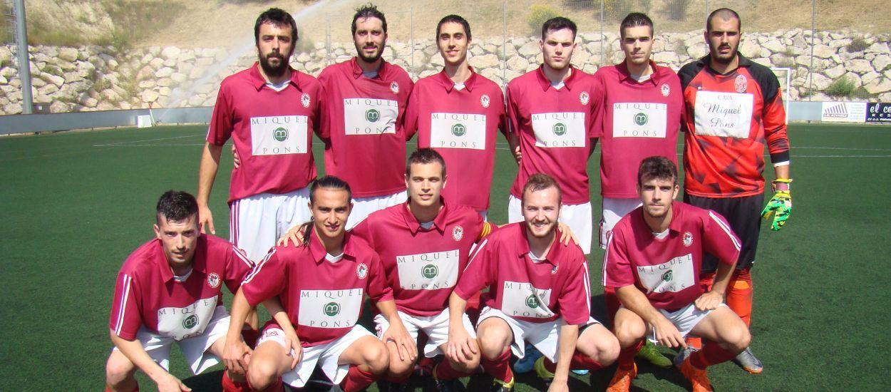 Riudebitlles, La Granada, Les Cabanyes i La Múnia, semifinalistes de la Copa Ràdio Vilafranca