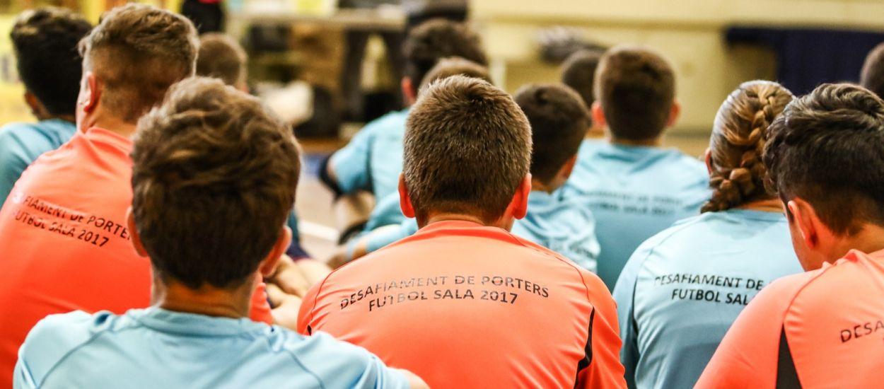 Tancades les inscripcions per al Desafiament de Porters de Futbol Sala