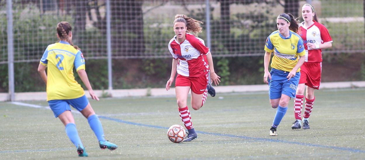 Resultats dels quarts de final de la Copa Catalunya Femenina