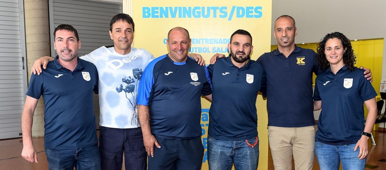 El Clínic d'Entrenadors de Futbol Sala ofereix formació professional