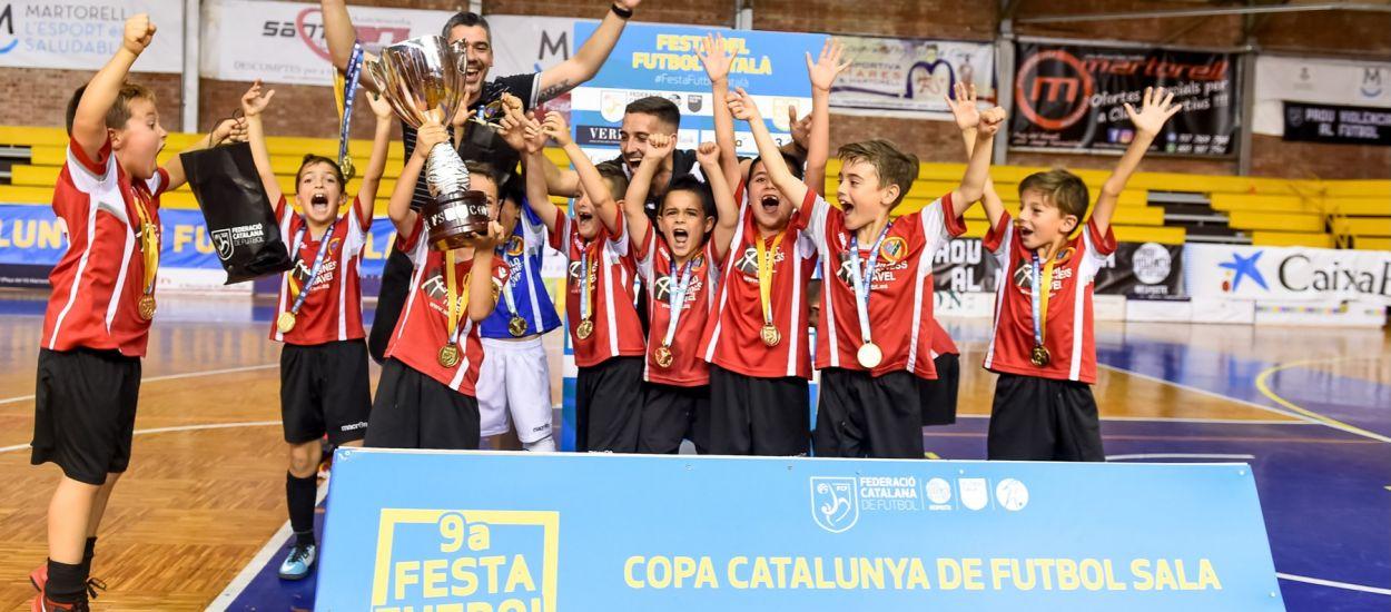 El Ripollet FS és fa amb la victòria en els darrers instants i es proclama campió de Catalunya