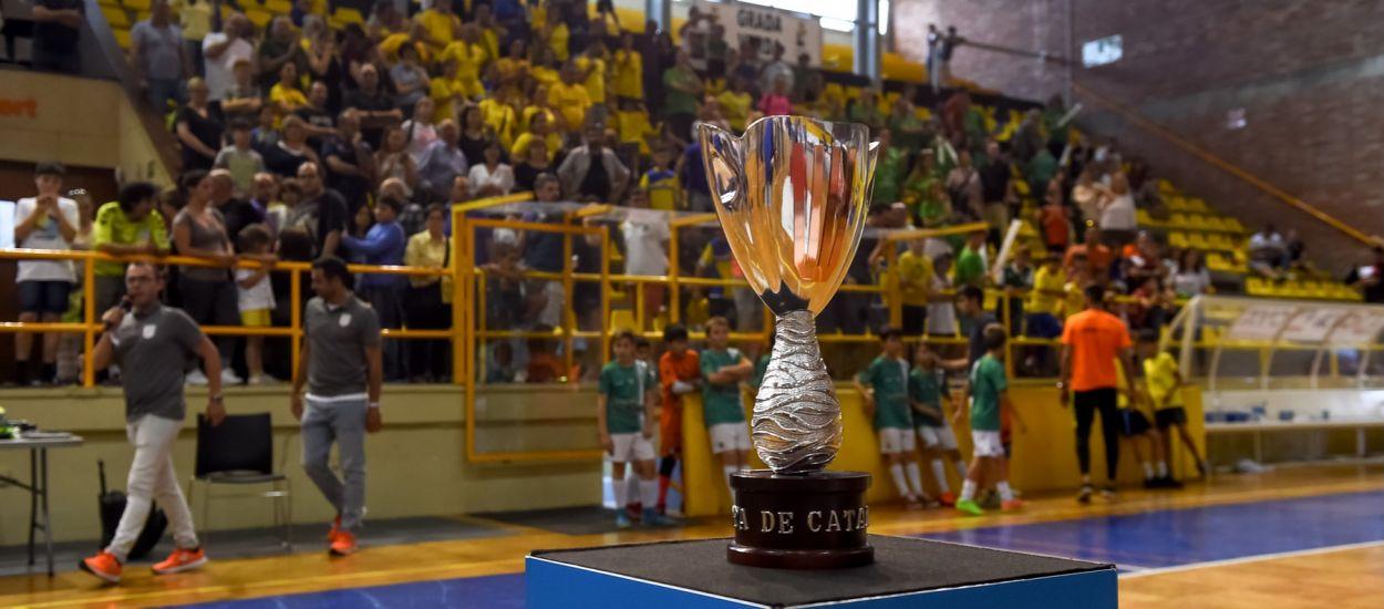 Disputades totes les finals de la Copa Catalunya de Futbol Sala