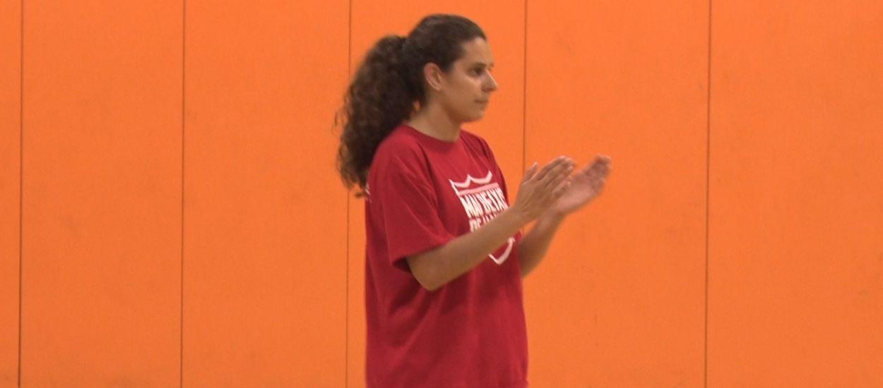 Entrevista a la jugadora del Futsal Mataró CE, Maria Espinar