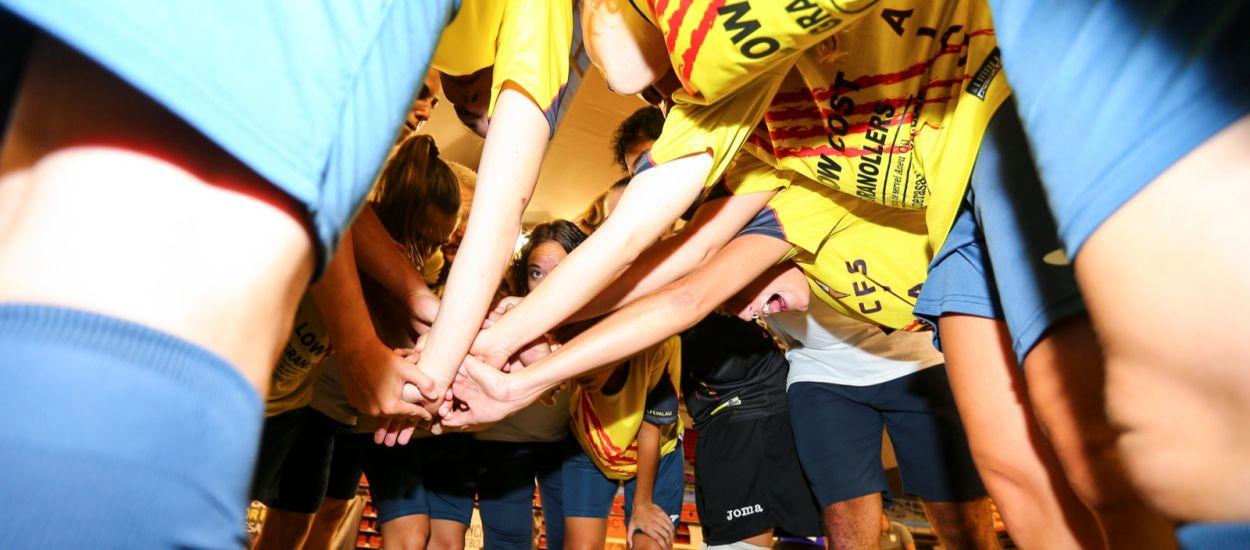 El Femisport Palau lluitarà per aconseguir l'ascens a 1a Divisió Nacional Femenina de Futbol Sala