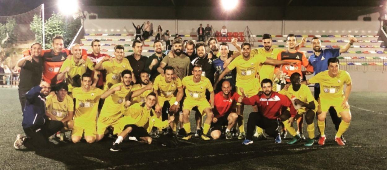 Resultats de la cinquena eliminatòria de la Copa Catalunya Amateur