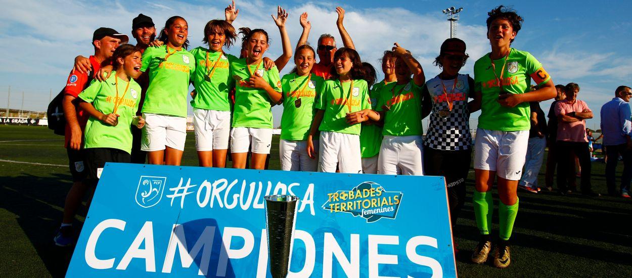 El bo i millor del futbol femení català a Salou