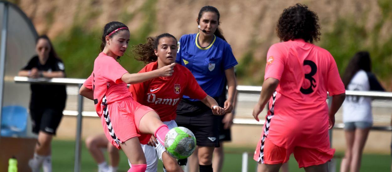 El Femení Manu Lanzarote doblega la Damm i conquereix la tercera plaça